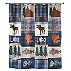 Avanti Lakeville Shower Curtain