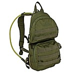 Red Rock Outdoor Gear Cactus Hydration Backpack in Olive
