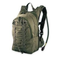 Red Rock Outdoor Gear Drifter Hydration Pack and Olive