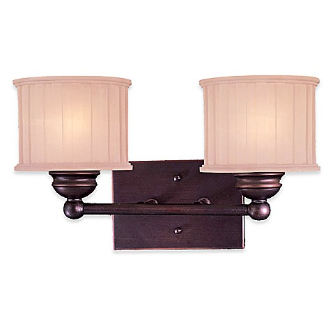 Minka Lavery® 1730 Series Double Wall Sconce