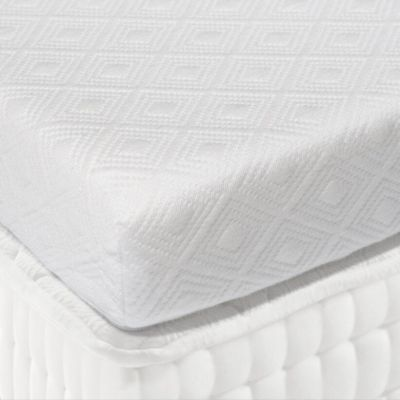 the topper plus queen adjustable firmness mattress topper