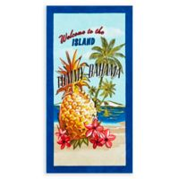 Tommy Bahama® Kokomo Island Beach Towel in Blue