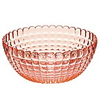 Fratelli Guzzini Tiffany Large Serving Bowl in Coral