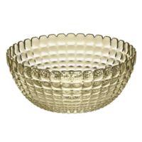 Fratelli Guzzini Tiffany Large Serving Bowl in Sand