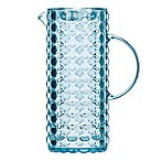 Fratelli Guzzini Tiffany Pitcher with Lid in Sea Blue
