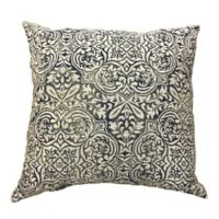 Prince of Persia Throw Pillow in Indigo