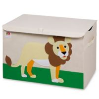 Olive Kids Lion Toy Chest