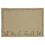 ED Ellen DeGeneres™ Scribble Animals Placemat