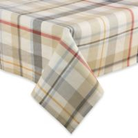 ED Ellen DeGeneres™ Ludlow Plaid 60-Inch x 120-Inch Oblong Tablecloth