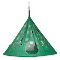 FlowerHouse TearDrop Hanging Chair in Green
