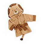 Baby Aspen Forest Friends Lion Hooded Spa Robe