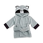 Baby Aspen Forest Friends Raccoon Hooded Spa Robe