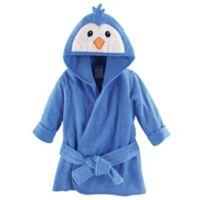 BabyVision® Hudson Baby® Penguin Animal Bathrobe