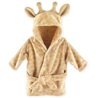 Hudson Baby Giraffe Bathrobe in Brown