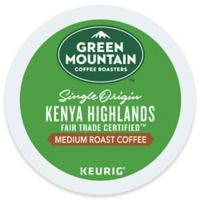 Keurig® K-Cup® Pack 18-Count Green Mountain® Roasters Kenya Highlands Coffee