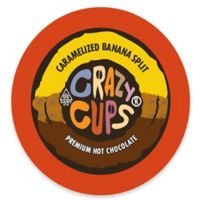 22-Count Crazy Cups® Caramelized Banana Split Hot Chocolate