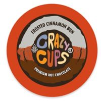 22-Count Crazy Cups® Frosted Cinnamon Bun Hot Chocolate