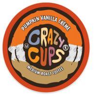 22-Count Crazy Cups® Pumpkin Vanilla Crème Coffee