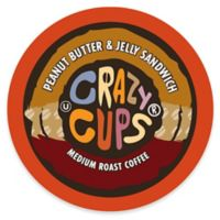 22-Count Crazy Cups® Peanut Butter and Jelly Sandwich Flavored Coffee