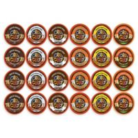 24-Count Crazy Cups® Decaffeinated Variety Pack Coffee