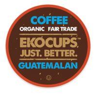 40-Count EkoCups™ Artisan Guatemalan Coffee