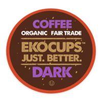 40-Count EkoCups™ Artisan Organic Dark Roast Coffee