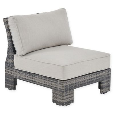 madison park scarlett outdoor lounge chair in dark greygrey