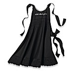 Little Black Dress Apron