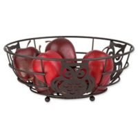Home Basics® Owl Fruit Bowl in Bronze