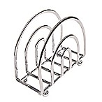 Home Basics® Flat Wire Napkin Holder in Chrome