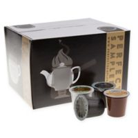 40-Count Perfect Samplers Coffee/Tea/Hot Chocolate Variety Pack