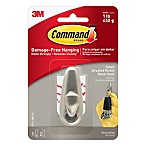 3M Command™ Medium Nickel Hook