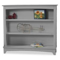 Pali™ Marina Bookcase Hutch in Stone