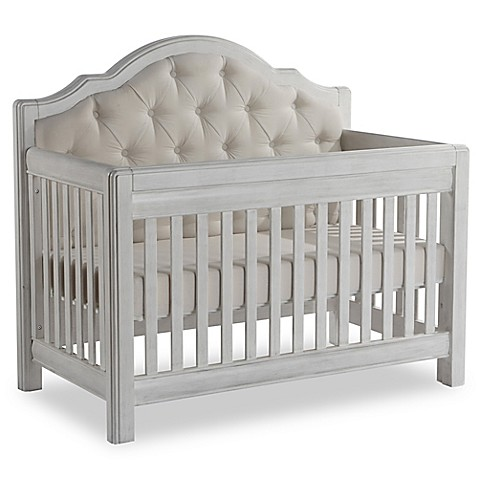 Pali™ Cristallo Forever 4-in-1 Convertible Crib in Vintage ...