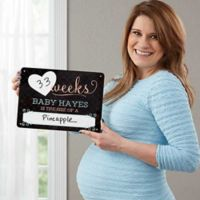 Pregnancy Countdown Dry Erase Board