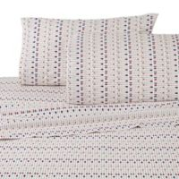 Southern Tide Paddles Full Sheet Set in Red/Blue
