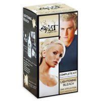 Splat® Rebellious Colors Complete Hair Color Kit in Lightening Bleach