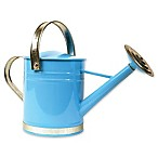 Arcadia Garden Products 1-Gallon Basic Watering Can in Blue