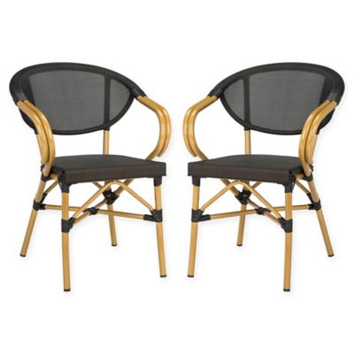Safavieh Burke Stacking Chair By Safavieh (Set Of 2)
