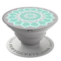 PopSockets Peace Tiffany Phone Grip and Stand in Grey