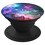 PopSockets Nebula Phone Grip and Stand in Blue