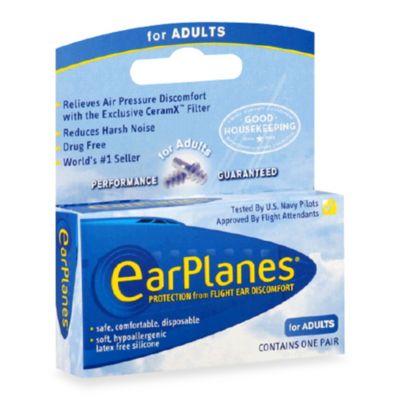 EarPlanes Ear Plugs 1 Pair - Walmart.com