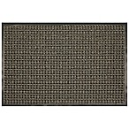 Mohawk Home Tweed Walk Off 36-Inch x 48-Inch Mat in Charcoal