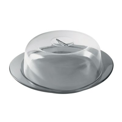 Cake Decorating Kit Bed Bath Beyond : Fratelli Guzzini Vintage Cake Serving Set in Grey - Bed ...