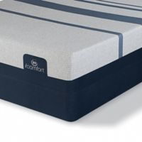 Serta® iComfort® Blue 500 Plush Split Queen Mattress Set