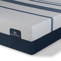 Serta® iComfort® Blue 100 Gentle Firm Low Profile Split Queen Mattress Set