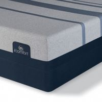 Serta® iComfort® Blue Max 5000 Low Profile Split Queen Mattress Set