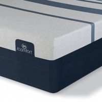 Serta® iComfort® Blue 300 Firm Split Queen Mattress Set