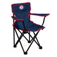 MLB Texas Rangers Toddler Folding Chair