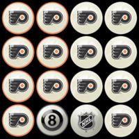 NHL Philadelphia Flyers Home vs. Away Billiard Ball Set